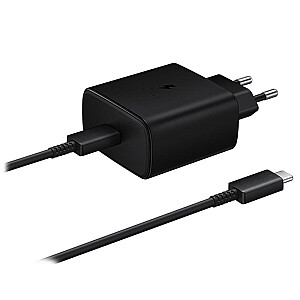 SAMSUNG Wall Charger 45W Black