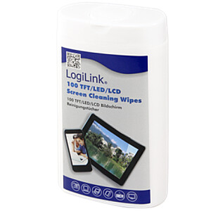 Logilink Special cleaning cloths for TFT and LCD cleaner