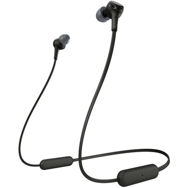 Sony Headphones WI-XB400B EXTRA BASS In-ear, Microphone, Black
