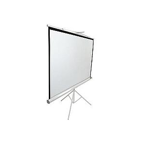 """Elite Screens Tripod Series T113NWS1 Diagonal 113 """", 1:1, Viewable screen width (W) 203 cm, White"""