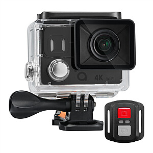 Acme Action camera VR302 4K pixels, Wi-Fi, Image stabilizer, Touchscreen, Built-in speaker(s), Built-in display, Built-in microphone