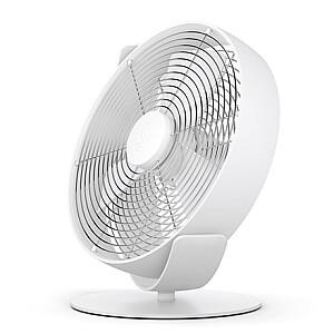 Stadler form Fan TIM Table Fan, 10 W, Oscillation, Diameter 27 cm, White