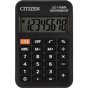 Citizen LC 210NR