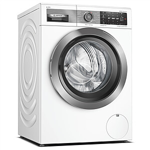 Bosch HomeProfessional Washing Mashine WAXH2E0LSN Energy efficiency class C, Front loading, Washing capacity 10 kg, 1600 RPM, Depth 59 cm, Width 59,8 cm, Display, TFT, Wi-Fi, White
