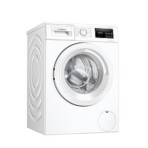 Bosch Serie 6 Washing machine WAU24UL8SN Energy efficiency class C, Front loading, Washing capacity 8 kg, 1200 RPM, Depth 59 cm, Width 60 cm, Display, LED, Self-cleaning, White