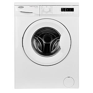 Goddess Washing mashine GODWFE1036M10D Energy efficiency class D, Front loading, Washing capacity 6 kg, 1000 RPM, Depth 51 cm, Width 60 cm, White