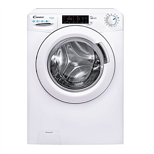 Candy Washing machine CS44 128TXME/2-S Energy efficiency class A, Front loading, Washing capacity 8 kg, 1200 RPM, Depth 46.9 cm, Width 60 cm, Touch, White