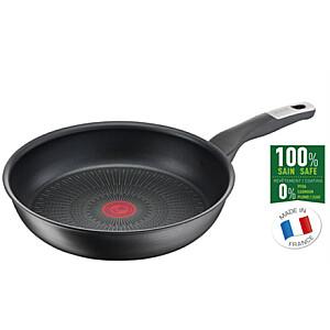 TEFAL Pan G2550572 Unlimited  Frying, Diameter 26 cm, Suitable for induction hob, Black - Noir