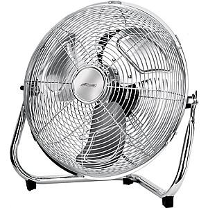 MPM MWP-04 Stand Fan, Number of speeds 3, 60 W, Oscillation, Diameter 35 cm, Chrome steel