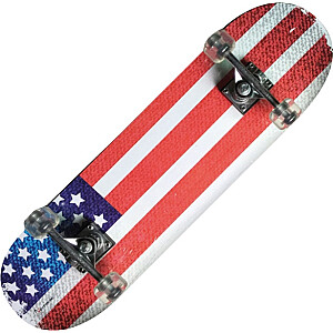 Skeitbords NEXTREME TRIBE PRO USA FLAG GRG-016