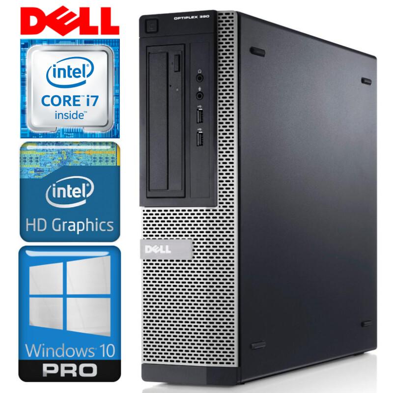 DELL 390 DT i7-2600 8GB 240SSD WIN10PRO/W7P