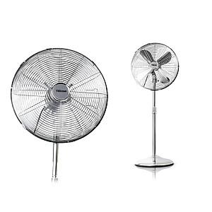Tristar VE-5951 Stand Fan, Number of speeds 3, 50 W, Oscillation, Diameter 40 cm, Stainless steel