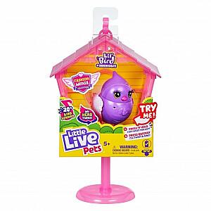 """LITTLE LIVE PETS Interaktīvs rotaļu komplekts """"Lil´ bird"""""""
