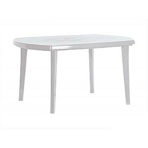 Dārza galds Elise balts