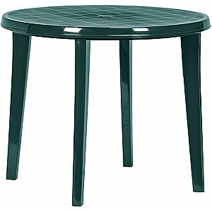 Dārza galds Lisa tumši zaļš