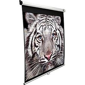 """Elite Screens Manual Series M150XWV2 Diagonal 150 """", 4:3, Viewable screen width (W) 305 cm, White"""