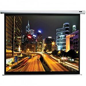 "Elite Screens Spectrum Series Electric84XH Diagonal 84 "", 16:9, Viewable screen width (W) 186 cm, White"