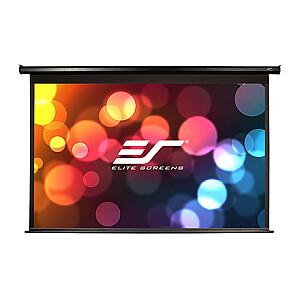 "Elite Screens Spectrum Series Electric110H Diagonal 110 "", 16:9, Viewable screen width (W) 244 cm, Black"