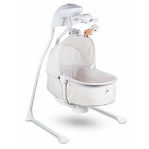 Lionelo Swing Henny  Art.109395 Beige  Bērnu šūpoles (šūpuļkrēsls)
