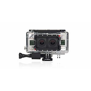 GoPro - Dual HERO System Housing AHD3D-301