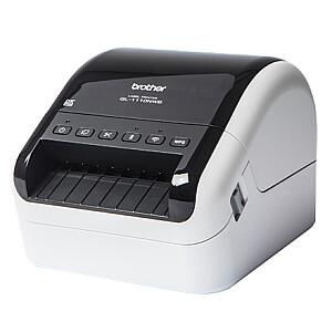 Brother QL-1110NWB Mono, Thermal,  Label Printer, Wi-Fi, White/ Black