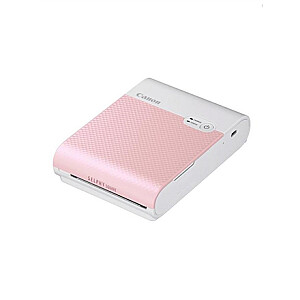 Canon Selphy SQUARE QX10 Colour, Thermal, Photo Printer, Wi-Fi, Pink