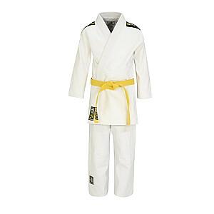 Džudo kimono JUVO 350g 110cm iesācējiem