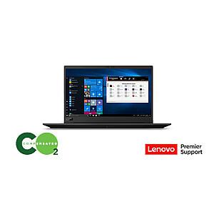 """Lenovo ThinkPad P1 (Gen 3) Black, 15.6 """", IPS, Full HD, 1920 x 1080, Matt, Intel Core i7, i7-10750H, 16 GB, SSD 512 GB, NVIDIA Quadro T1000 Max-Q, GDDR6, 4 GB, No Optical drive, Windows 10 Pro, 802.11ax, Bluetooth version 5.1, Keyboard language Engl"""