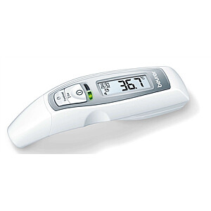 Beurer Multifunction thermometer 7-in-1 FT 70 Memory function, White