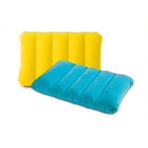 Intex Kidz Pillow, 43x28x9 cm, Age 3+, 2 Color Intex Pillows Kidz 2 Colors (Green , Cyan)