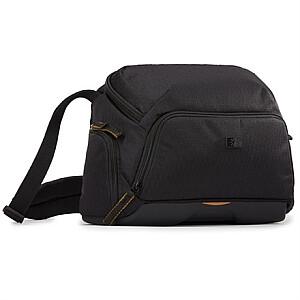 Case Logic Viso Medium Camera Bag CVCS-103 Backpack, Black, Water-resistant EVA base