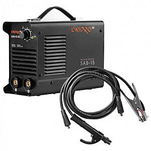 Metināšanas iekārta IGBT SAB-15 + WS-3220A DNIPRO-M