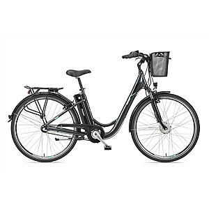 "Telefunken Multitalent RC830, City E-Bike, Motor power 250 W, Wheel size 28 "", Warranty 24 month(s), Anthracite"