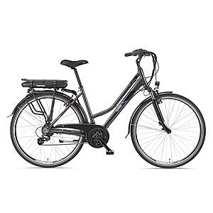 "Telefunken Expedition XT480, Trekking E-Bike, Motor power 250 W, Wheel size 28 "", Warranty 24 month(s), Anthracite"