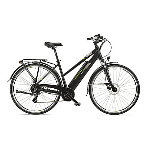 "Telefunken Expedition XC920, Trekking E-Bike, Motor power 250 W, Wheel size 28 "", Warranty 24 month(s), Anthracite"