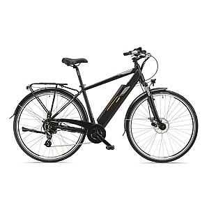 "Telefunken Expedition XC921, Trekking E-Bike, Motor power 250 W, Wheel size 28 "", Warranty 24 month(s), Anthracite"