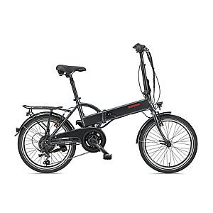 """Telefunken Kompakt F820, Folding E-Bike, Motor power 250 W, Wheel size 20 """", Warranty 24 month(s), Anthracite"""