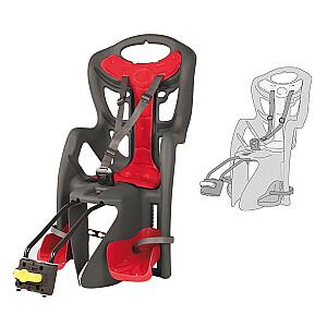 Bērnu krēsliņš Bellelli Pepe Standard Grey/Red