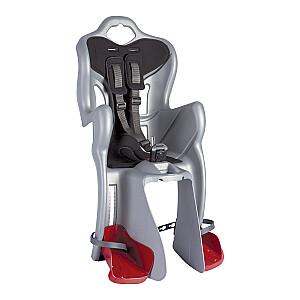 Bērnu krēsliņš Bellelli B-One Standard B-Fix Silver/Black