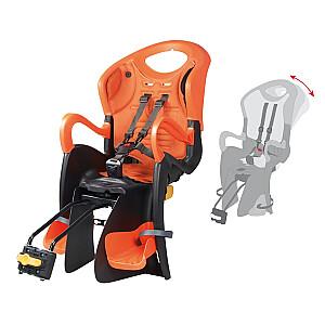 Bērnu krēsliņš Bellelli Tiger Relax B-Fix Orange/Black