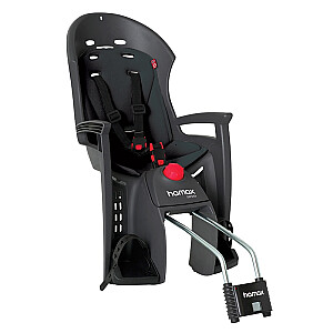 Bērnu krēsliņš Hamax Siesta Grey/Black