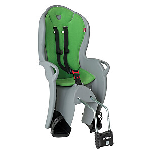 Bērnu krēsliņš Hamax Kiss Grey/Green