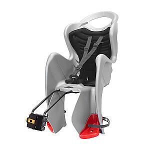 Bērnu krēsliņš Bellelli Mr. Fox Relax B-Fix Silver/Black