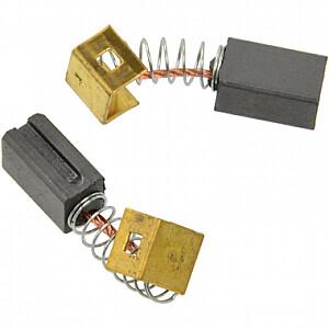 Elektrobirste (oglīte) 6,5x8x13mm (2gab.) Geko