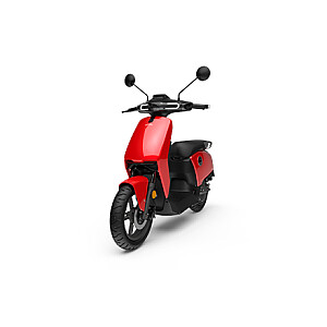 SUPER SOCO CUx Red, L1e, 4G modem, Max speed 45 km/h, Distance per battery charge (max) 85 km, Warranty 24 month(s), Mileage warranty 20000 km