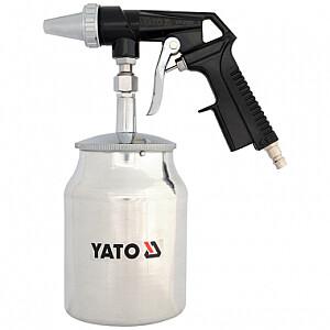 Pneimatiskā smilšu strūklas pistole 1L YT-2376 YATO