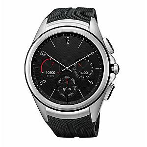 LG W200E Watch urbane 2nd EDITION I 3G silver/black USED