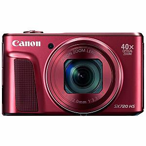 Canon Powershot SX720 HS red (Damaged Box)