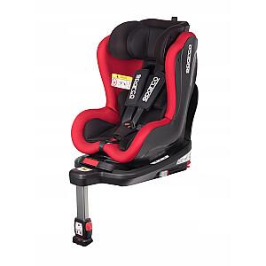 Sparco SK500i black-red (SK500IRD) Max 18 Kg