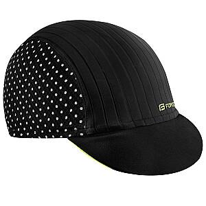 Cepure Force Points melna/elektro dzeltena